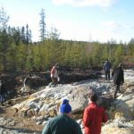 Alexandria Minerals completed $2.575 million financing with Eric Sprott investing $2 million.