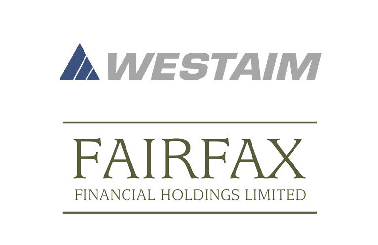 Fairfax and Westaim conclude 775M investment agreement Private – Investment Agreement