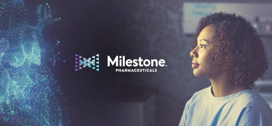 Milestone Pharmaceuticals Prices US $82.5M IPO With US